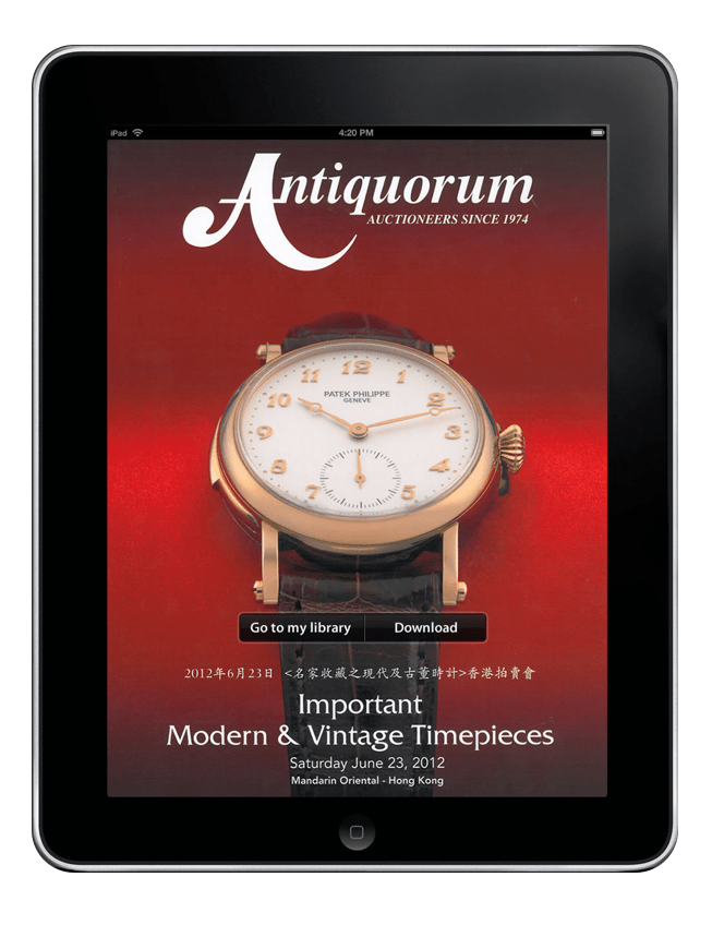 Antiquorum-ui-app 0