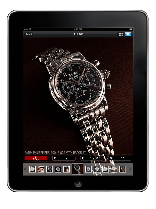 Antiquorum-ui-app 4