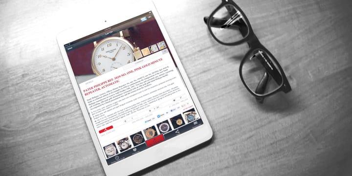 Antiquorum - online auctions catalog