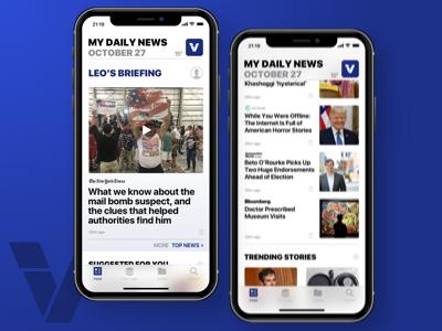 News aggregator